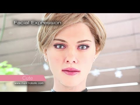Beautiful Humanoid Robot – Can Be More Than A Best Friend !!