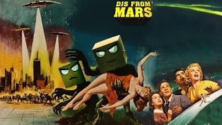 djs from mars alien selection 4th may 2016