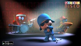 Pocoyo Disco [gratis: Android, iOS] - Crea vídeos musicales con Pocoyó