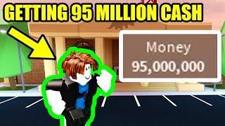 BACON HAIR gets 95 MILLION CASH (ALMOST 100 MILLION) | Roblox Jailbreak