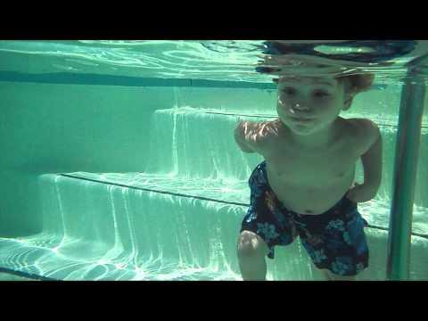Swim Safe: Drowning Sounds Like This
