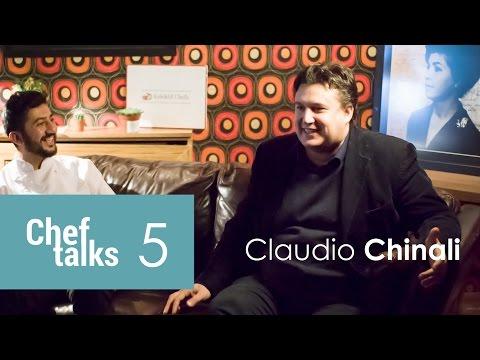 Chef Claudio Chinali ile ChefTalks 5