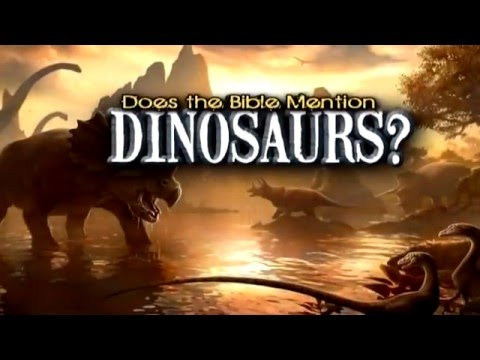 The Truth About Dinosaurs Part 1