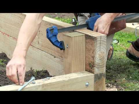 Superieur How To Build A Vegetable Garden Box