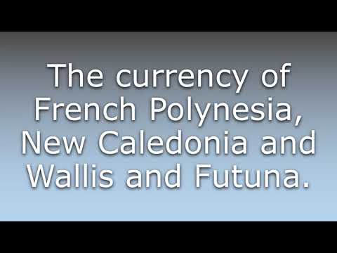 What does CFP franc mean?