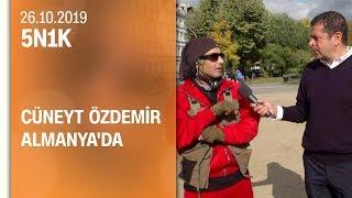 Gambar cover Almanya mülteci meselesini nasıl çözdü? Cüneyt Özdemir Almanya'da araştırdı - 5N1K 26.10.2019
