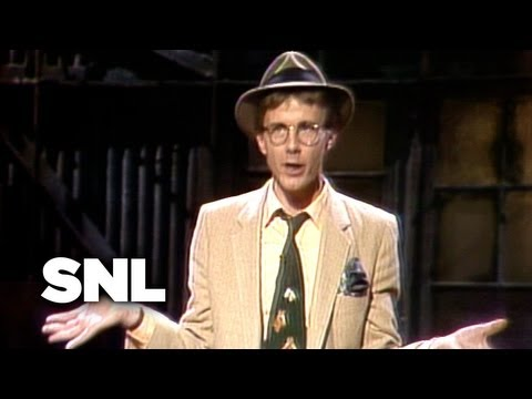 Guest Performance: Harry Anderson 2 - Saturday Night Live