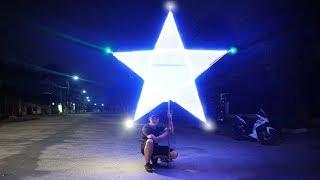 NTN - Vác Đèn Ông Sao Khổng Lồ Đi Chơi Trung Thu ( Giant Lamp )