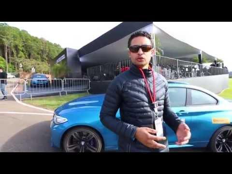BMW M Power Tour - Lançamento M2 Coupé
