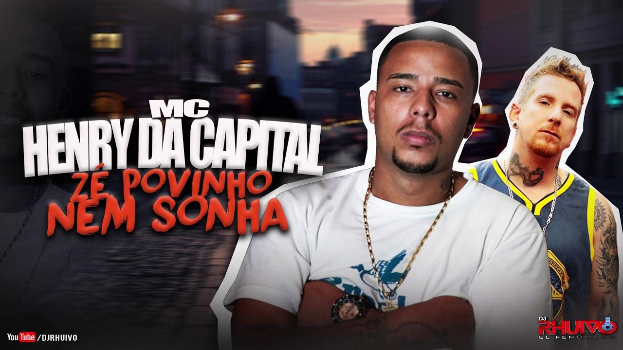 Mc Henry da Capital - Zé Povinho Nem Sonha [Áudio Oficial] Prod. DJ Rhuivo.