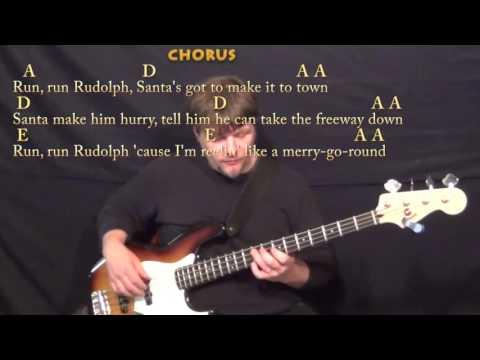 Run Run Rudolph On How to Play Guitar