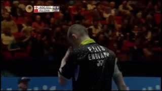 2014 전영 오픈 푸하이펑 장난 2014 yonex all england badminton championships r16 md highlight