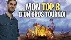 MON TOP 8 D'UN GROS TOURNOI FR