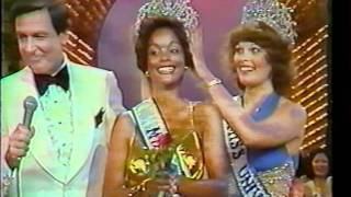 Miss Universe 1977 Crowning