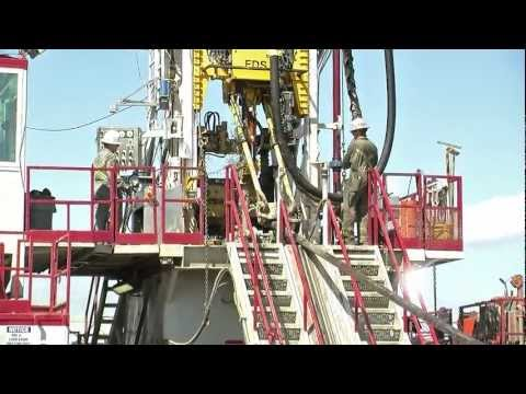 FDS Top Drive - TDS-3000™ Drilling Rig