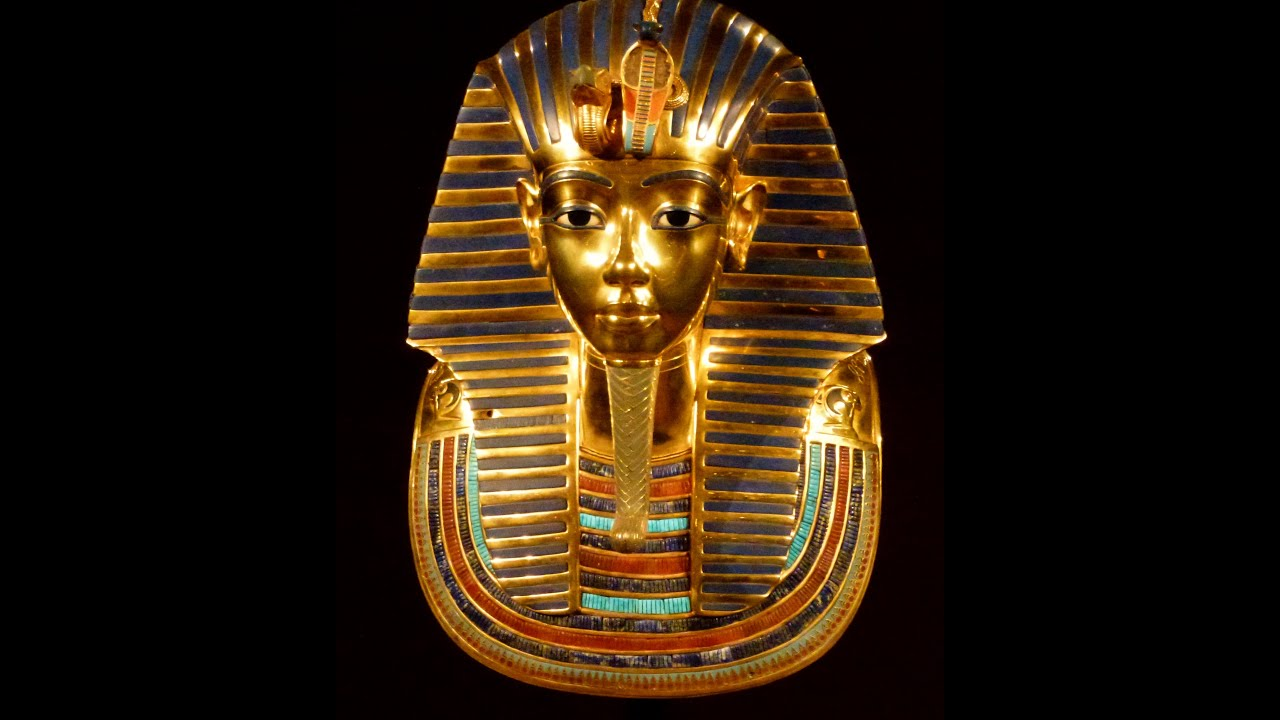 the treasures of king tutankhamun King tutankhamun's tomb was a fantastic discovery king tut's tomb howard carter lord carnarvon gold mask of tutankhamun canopic shrine anubis shrine akhenhaten kiya.