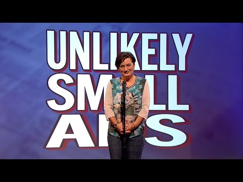 Unlikely Small Ads - Mock the Week - BBC Two
