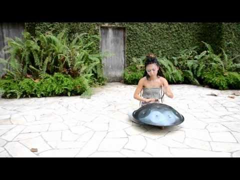 Yuki Koshimoto: relax s hangdrum