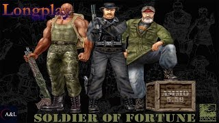 Soldier of Fortune - Longplay