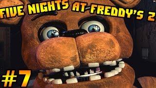 Прохождение Five Nights At Freddy's 2 - ЖЕЛЕЗНОЖОПЫЕ!! [6-я Ночь] #7
