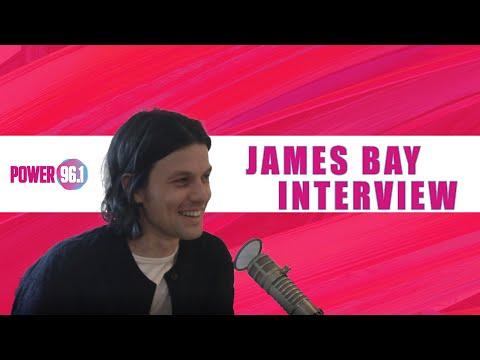 Maddox Atlanta (58399) - James Bay Interview with Maddox