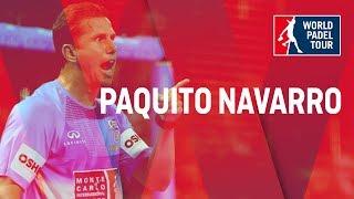 Paquito Navarro Best Skills - Salidas de Pista -World Padel Tour