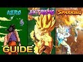 Summon Animations Guide - Dragon Ball Legends