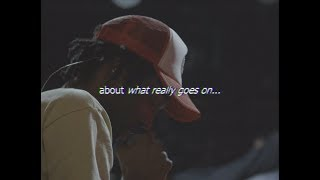 Saba - Catch Me If You CARE [Vlog 2]