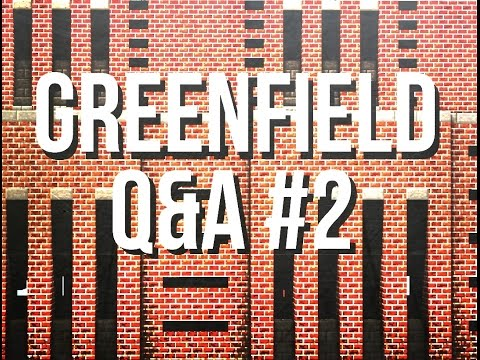 Greenfield Official Q&A #2
