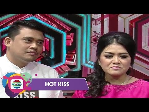 Kahiyang dan Bobby Ramaikan Panggung DA Asia 3 - Hot Kiss
