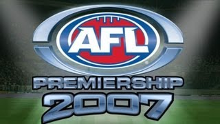 AFL Premiership 2007 Intro