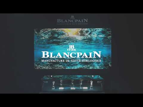 Tokyo welcomes the Blancpain Ocean Commitment Exhibition