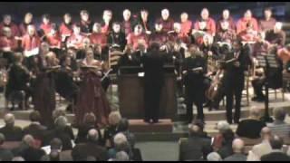 Calcant - Weihnachtsoratorium 2009 - deel VI  Driekoningen.wmv