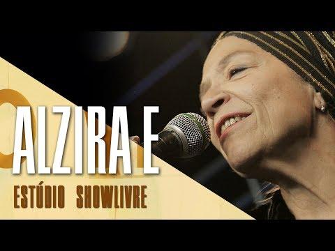 """""""Sei dos caminhos"""" - Alzira E no Estúdio Showlivre 2017"""