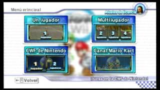 Mario Kart Wii Error 20102 (leer La descripcion)