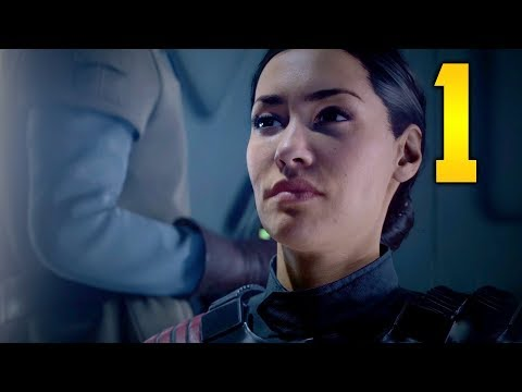 "Star Wars Battlefront II Gameplay Walkthrough - Part 1 ""Invincible Faith"" (Let's Play)"