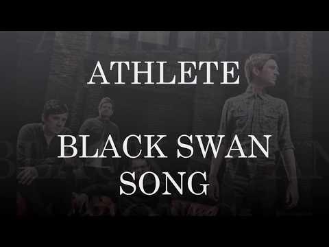 Athlete-Black Swan Song (Subtitulada al Español+Lyrics)