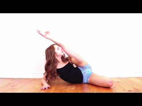Anna McNulty Flexibility