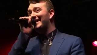 Sam Smith - Do I Wanna Know (Arctic Monkeys Cover) @ The Vic, 4/22/2014
