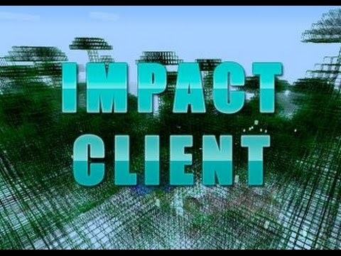 Minecraft Hacked Client Impact 3 0|1 11 2