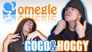 OMEGLE PRANKING │GOGO & HOGGY