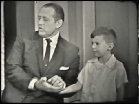 Larry Short on Art Linkletter TV   1963