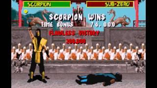 Mortal Kombat - Vizzed.com Play - User video
