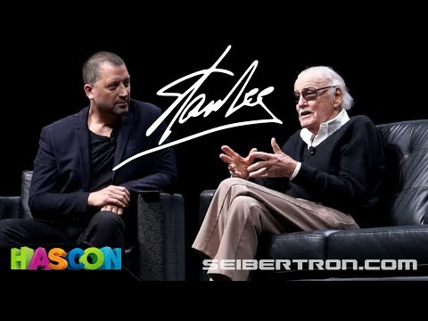HASCON 2017: Stan Lee of Marvel Comics fame