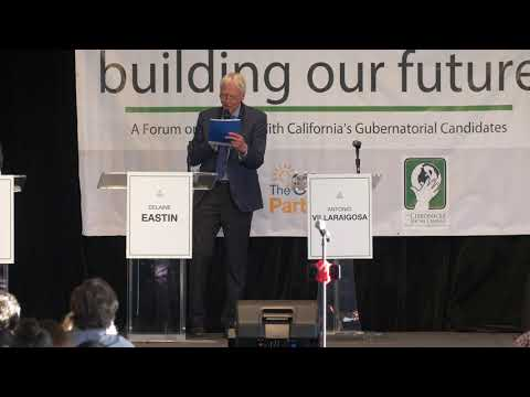 Building Our Future: A Forum on Children with California's Gubernational Candidates (Video)