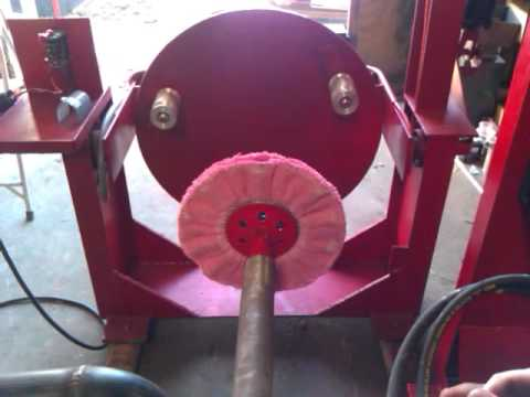 Titan Mark 1 Truck Wheel Polisher Youtube