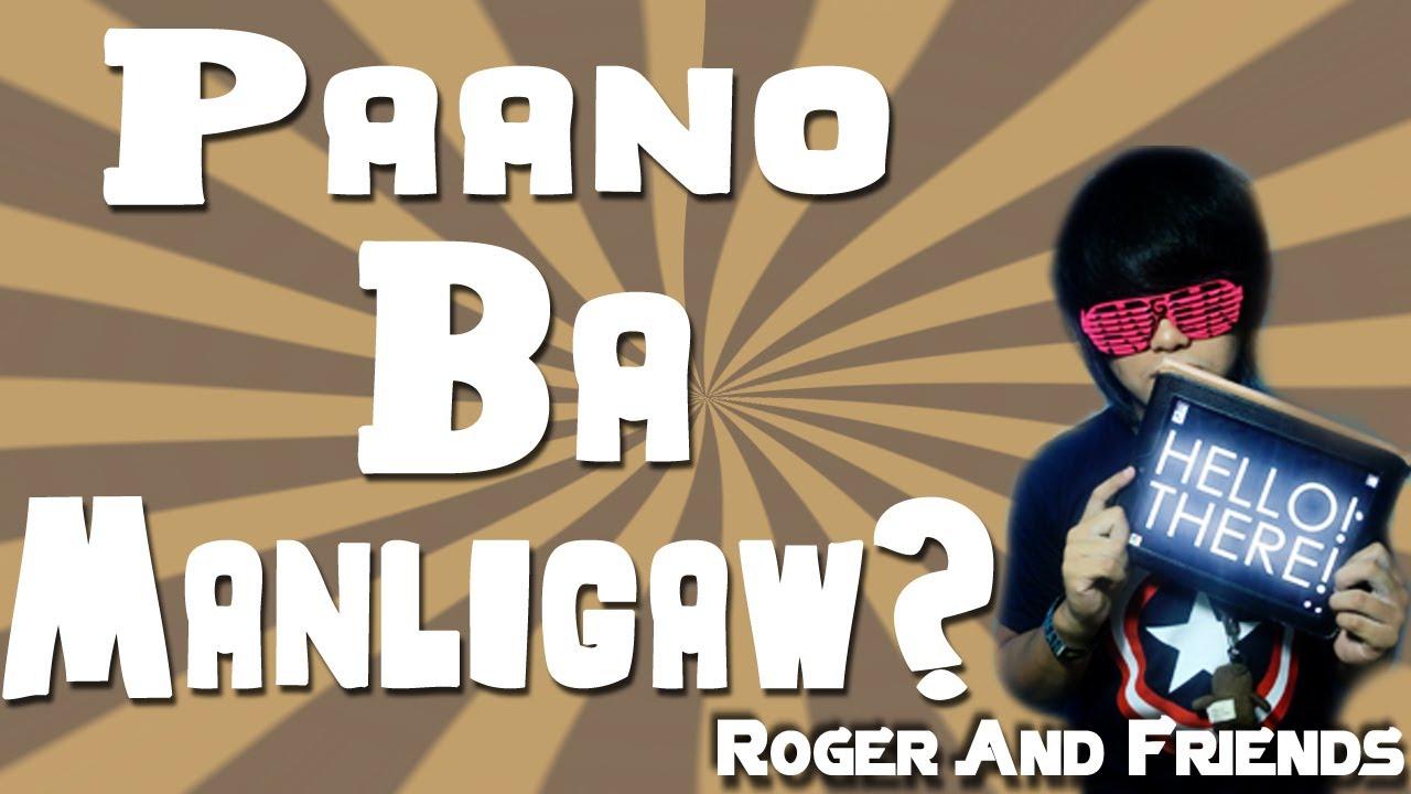 paano manligaw ng babae sa facebook