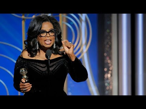 Oprah 'Actively' Thinking About Running for President