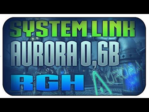 Conectarse a system link en aurora 0,6b xbox360 Rgh