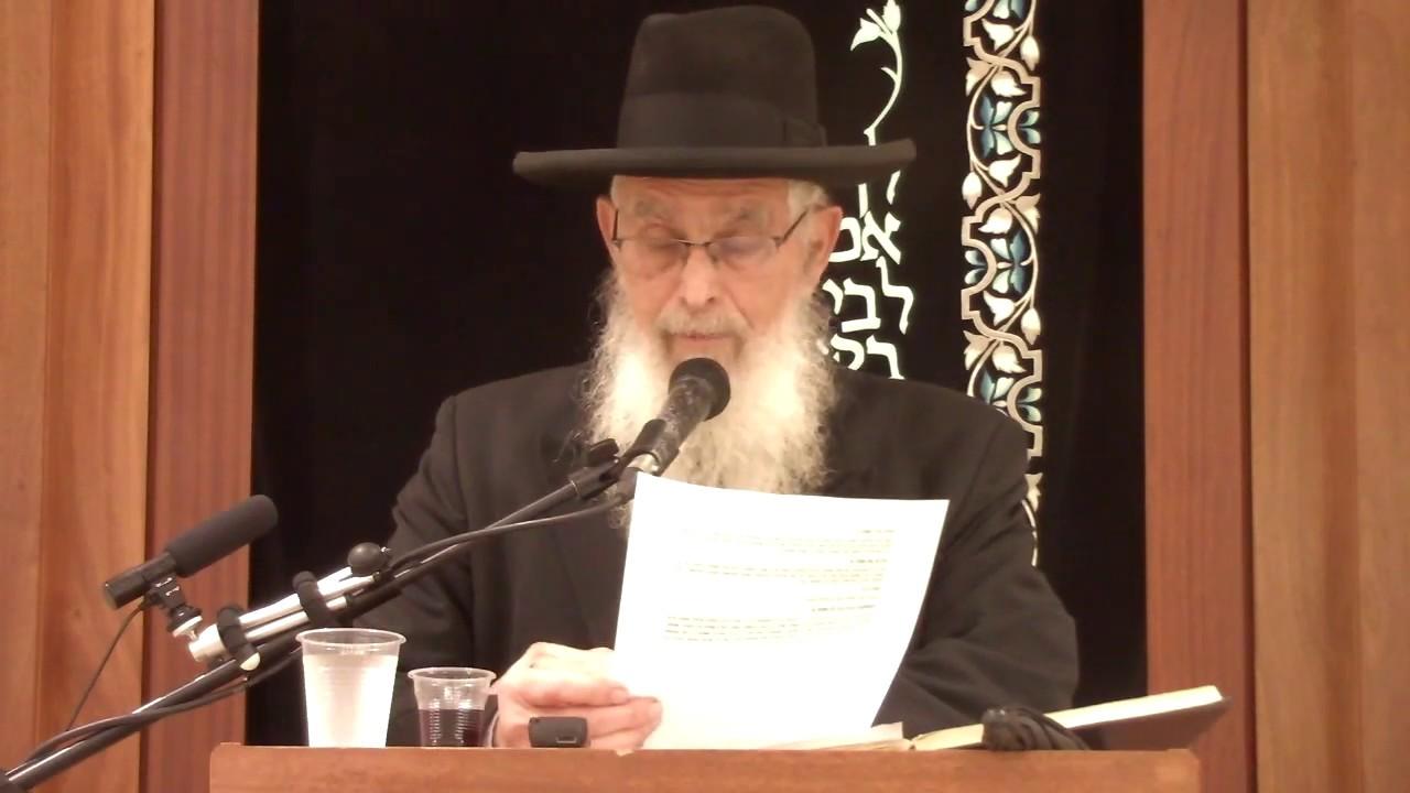 חזקה לעתיד - שיעור כללי במסכת קידושין - הרב יעקב אריאל